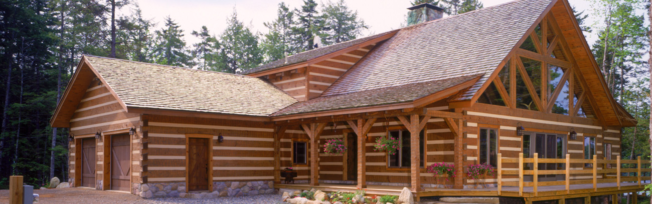 Durable Log Home Chinking and Sealants